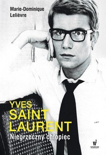 Yves Saint Laurent Niegrzeczny chłopiec Lelievre Marie-Dominique