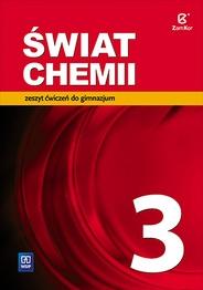 Świat chemii. Zeszyt ćwiczeń. Gimnazjum. Część 3. Dorota Lewandowska, Anna Warchoł