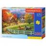 Puzzle 200 Horse Valley Farm CASTOR