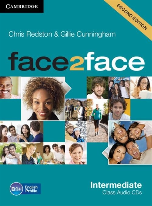 face2face Intermediate Class Audio 3CD Redston Chris, Cunningham Gillie