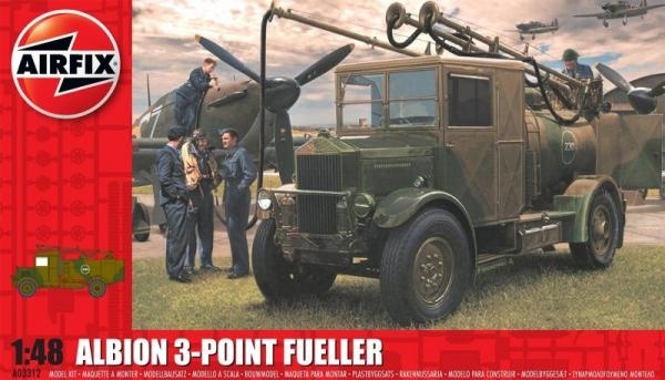 Albion AM463 3 POINT FUELLER