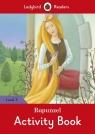 Rapunzel Activity Book