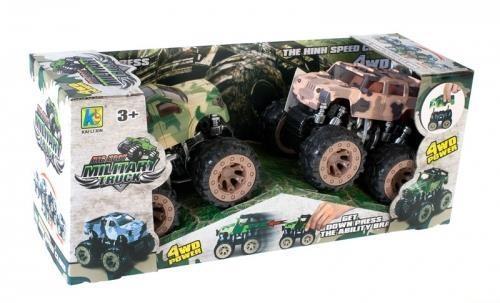 Pojazdy wojskowe terenowe 14cm (319671)