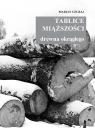 Tablice miąższości drewna okrągłego Czuraj Marian