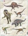Puzzle Dinozaury 30