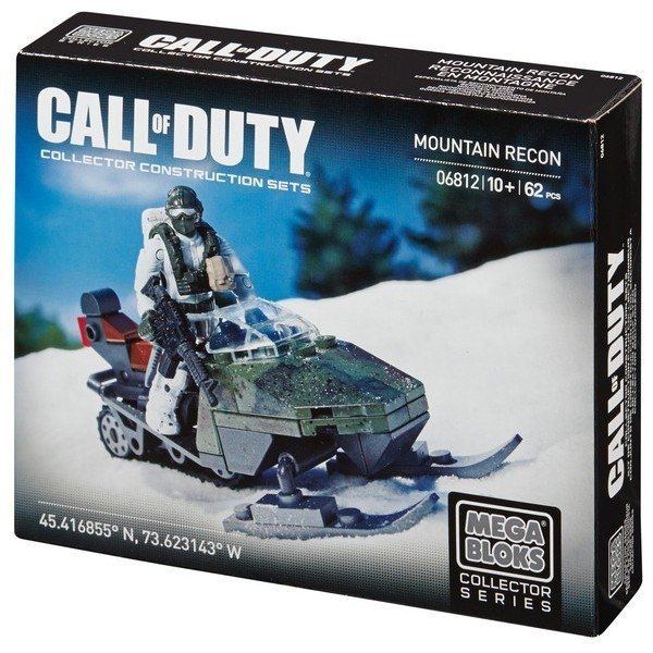CoD Mountain Recon