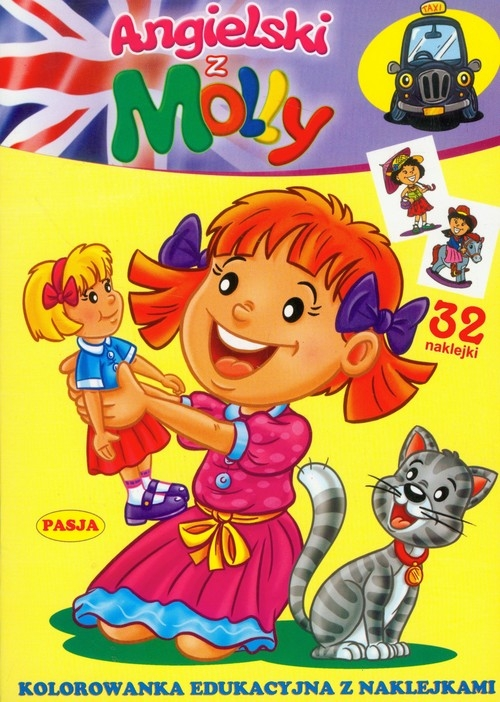 Angielski z Molly