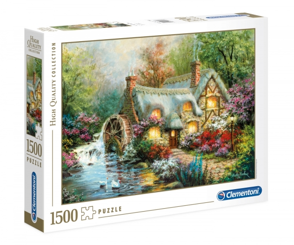 Puzzle High Quality Collection 1500: Country Retreat (31812)