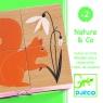 Drewniane klocki/puzzle Nature&Co (DJ01902)