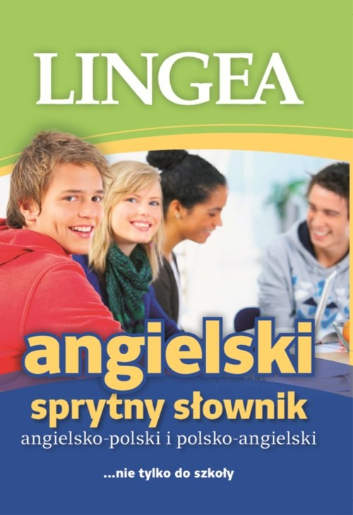 Angielsko-polski polsko-angielski sprytny słownik - książka