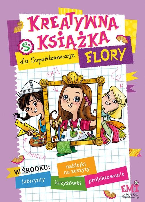 Kreatywna książka Flory