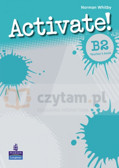 Activate B2 (FCE) NEW TB Norman Whitby