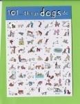 Kartka 101 zajęć psa WY012