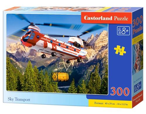 Puzzle Sky Transport 300 (B-030125)
