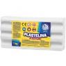 Plastelina Astra, 1 kg - biała (303111001)