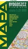 Bydgoszcz mapa składana