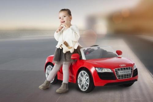 Rollplay Audi R8 - samochód elektryczny