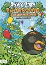 Angry Birds Playground. Łamigłówki z Bombą