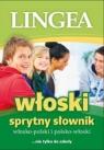 Sprytny słownik włosko-polski i polsko-włoski