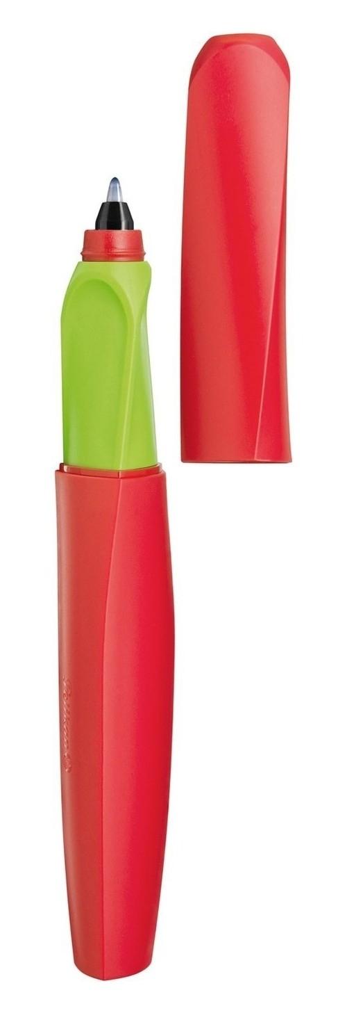 Pióro kulkowe Pelikan Twist czerwone