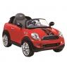 Rollplay Mini Cooper S Roadster, 12V, RC, czerwony - Dostępność 6/05