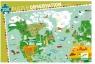 Puzzle Observation 200 Budowle świata