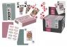 Karty - Plastikowe 55 listków (K14512)