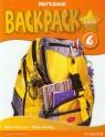 Backpack Gold 6 Workbook with CD Herrera Mario, Pinkley Diane