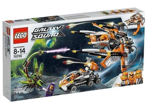 Lego Galaxy Squad Pogromca robaków  (70705)