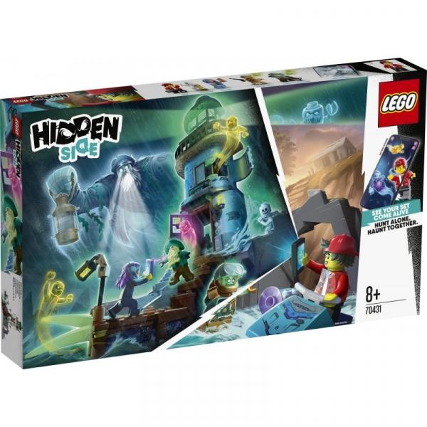 Lego Hidden Side: Latarnia ciemności (70431)
