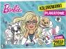 Barbie Kolorowanki plakatowe