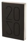 ART Kalendarz A5 czarny 2020 -