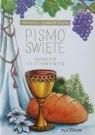 Pismo Świete - NT duże (komunia, winogrono)
