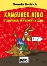 Kangurek NIKO i zadania matematyczne dla klasy VI Budzich Danuta