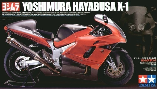 Yoshimura Hayabusa X-1 (14093)