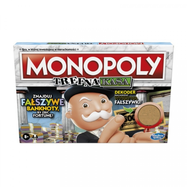 Gra Monopoly Trefna Kasa (F2674)