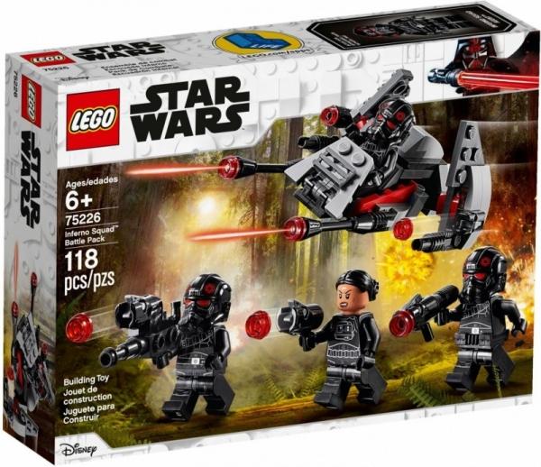 Klocki Star Wars Oddział Inferno (75226)