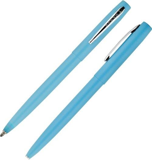 Długopis M4BL/CT Niebieski z chromowanym klipsem, w pudełku
