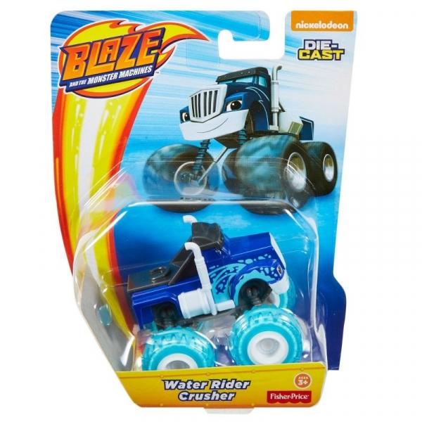 Pojazd Metalowy Water Rider Blaze (CGF20/GGW64)
