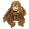 Orangutan mama z dzieckiem 30 cm
