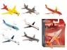 MAJORETTE Samoloty Pasażerskie mix (212053120)