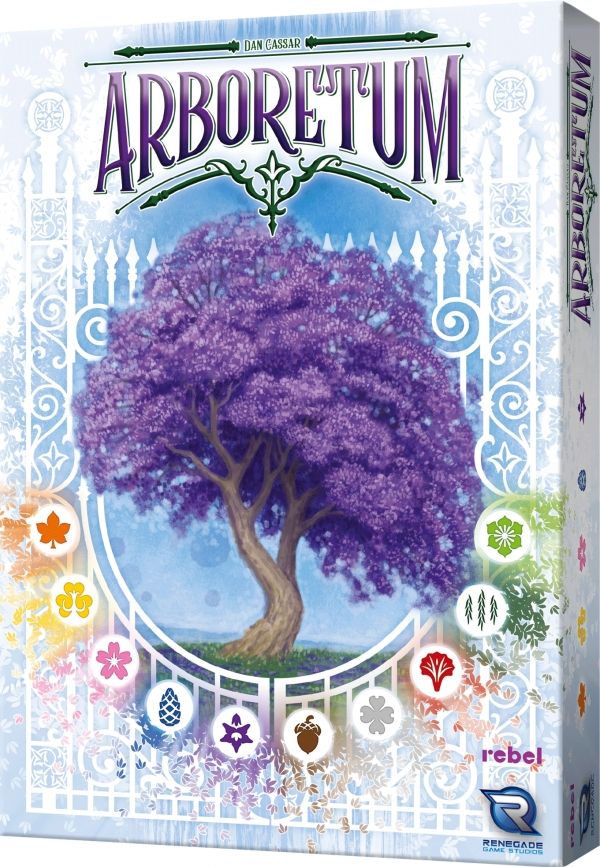 Arboretum (edycja polska) Dan Cassar
