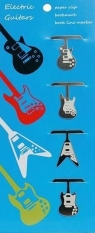 Spinacze do papieru - gitary elektryczne praca zbiorowa