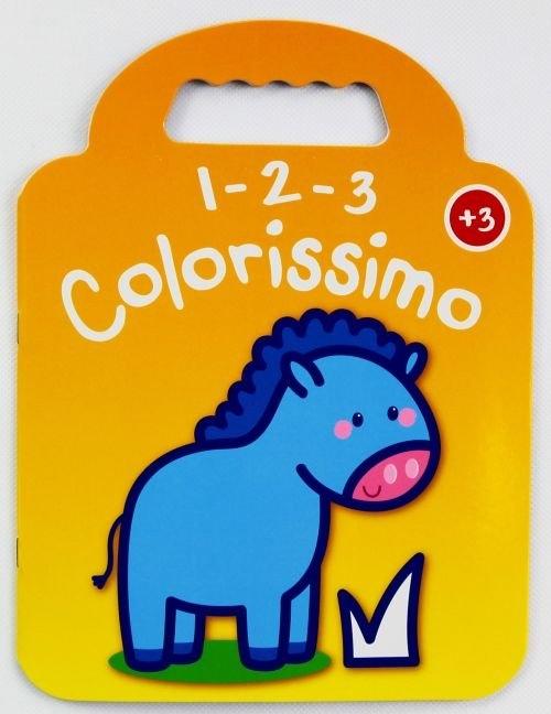 1-2-3 Colorissimo 3+ konik