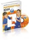 Matematyka 2001 4 Podręcznik z płytą CD Szkoła podstawowa Chodnicki Jerzy, Dąbrowski Mirosław, Pfeiffer Agnieszka