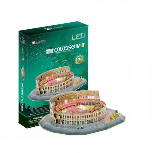 Puzzle 3D LED The Colosseum