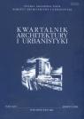 Kwartalnik Architektury i Urbanistyki 2001/2 tom XLVI Teoria i Historia Kłosiewicz Lech
