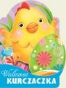Wielkanoc kurczaczka. Wykrojnik