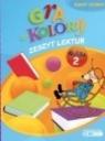 Gra w kolory 2 Zeszyt lektur szkoła podstawowa Mazur Barbara, Zagórska Katarzyna