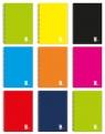 Kołozeszyt Interdruk A4 kratka 80 UV One Color
